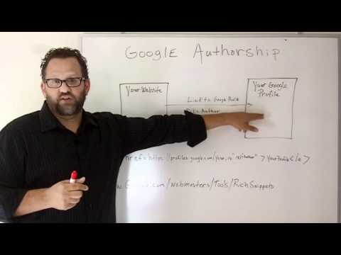 Google Authorship SetUp In Plain English? What Would Mama Say?