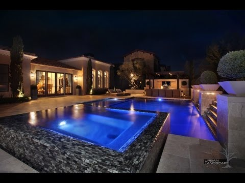 Pool Contractor Marketing |San Diego Landscape Pool Designs